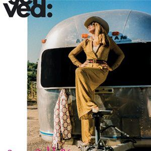 Reserved magazine Issue #5 cover - Jerry Hall.