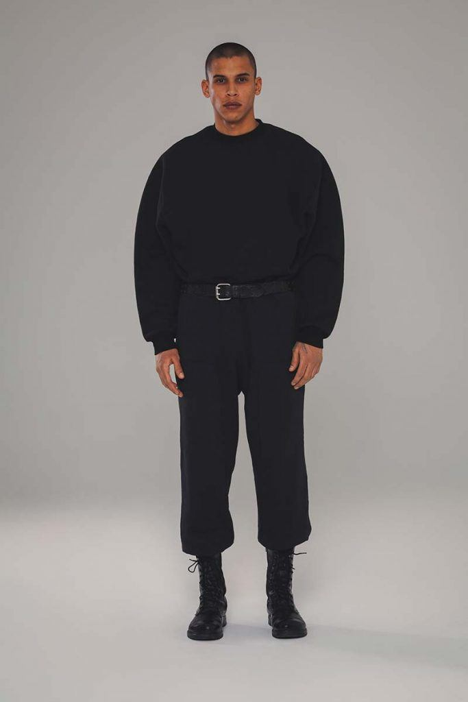 Willy Chavarria AW21 - look #14. Reserved magazine.