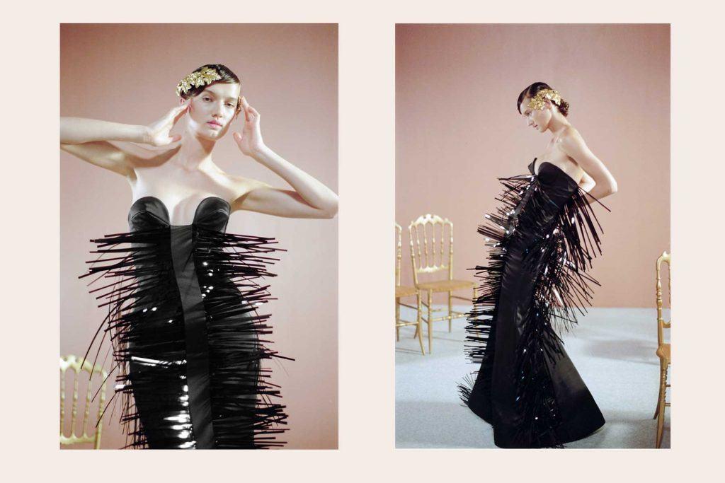 Sylvio Giardin Fall/Winter2021-2022 Couture, Reserved magazine spread 4.